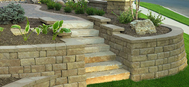 Retaining Wall Blocks in Arkansas